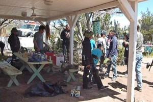 Photo #2: Paintball Parties -  $35 / 500 paintballs