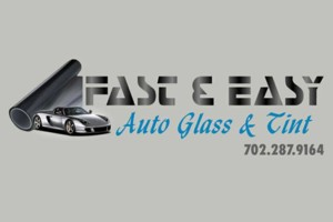 Photo #1: FAST AND EASY AUTO GLASS & TINT