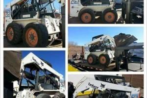 Photo #1: AFFORDABLE BOBCAT SERVICES - Demolition, Backfill, Land Planer