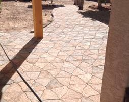 Photo #8: Landscaping, pergola, yard clean up and more