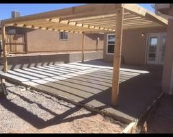 Photo #7: Landscaping, pergola, yard clean up and more