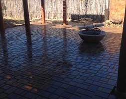 Photo #1: Landscaping, pergola, yard clean up and more