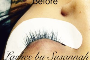Photo #5: EYELASH & EYEBROW EXTENSIONS!!!