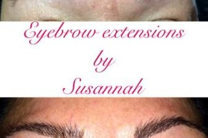 Photo #3: EYELASH & EYEBROW EXTENSIONS!!!