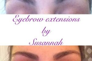 Photo #2: EYELASH & EYEBROW EXTENSIONS!!!