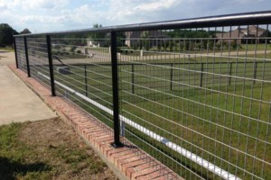 Photo #8: Pipe Fence - Wrought Iron