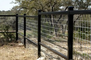 Photo #5: Pipe Fence - Wrought Iron