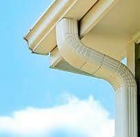 Photo #7: Services Unlimited. Seamless aluminum gutters