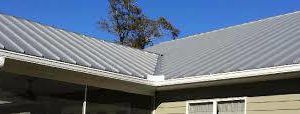 Photo #4: Services Unlimited. Seamless aluminum gutters