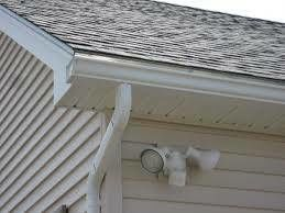 Photo #3: Services Unlimited. Seamless aluminum gutters