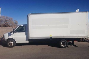 Photo #2: 2 MOVERS with a 17 / 26 ft TRUCK $60/hr