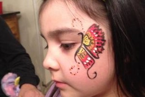 Photo #4: Face painting by Jaime