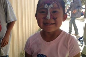 Photo #1: Face painting by Jaime