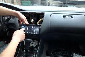 Photo #3: Audio & vehicle alarm Installs
