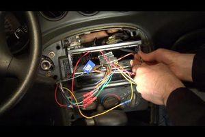 Photo #2: Audio & vehicle alarm Installs