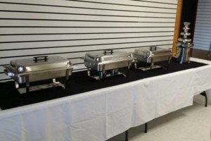 Photo #13: Reservation Party Rentals, Tables, Chairs, Chafers