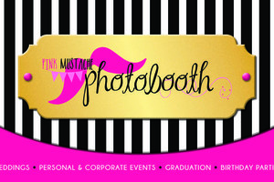 Photo #1: Photo booth rental - Pink Mustache Photo