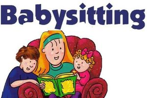 Photo #1: Babysitter for weekends