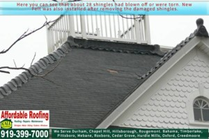 Photo #3: C & M Contractors . GUARANTEED ROOF REPAIR - Budget Friendly Honest Roofing & Repairs