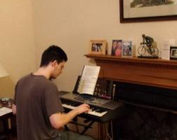 Photo #2: Music lessons in Raleigh, guitar/piano, theory, learn songs, etc.