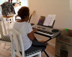 Photo #1: Music lessons in Raleigh, guitar/piano, theory, learn songs, etc.