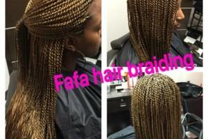 Photo #24: Fafa hair braiding