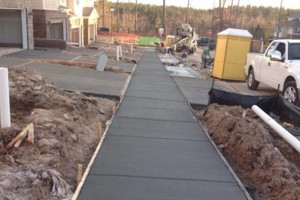 Photo #15: Mix Construction Concrete Inc. CONCRETE FLAT WORK.
