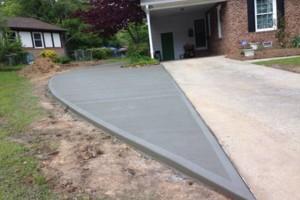 Photo #7: Mix Construction Concrete Inc. CONCRETE FLAT WORK.