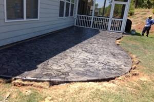 Photo #3: Mix Construction Concrete Inc. CONCRETE FLAT WORK.