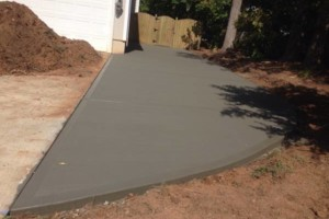 Photo #1: Mix Construction Concrete Inc. CONCRETE FLAT WORK.