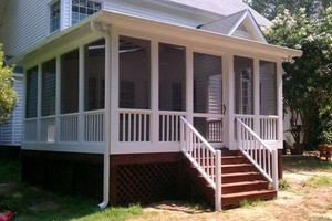 Photo #10: GARAGES....SCREEN PORCHES (Lic. Builder)