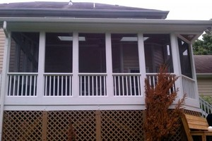 Photo #8: GARAGES....SCREEN PORCHES (Lic. Builder)