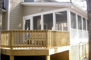Photo #7: GARAGES....SCREEN PORCHES (Lic. Builder)