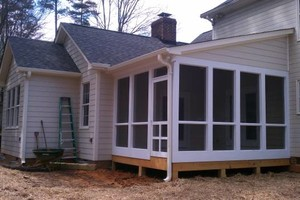 Photo #3: GARAGES....SCREEN PORCHES (Lic. Builder)