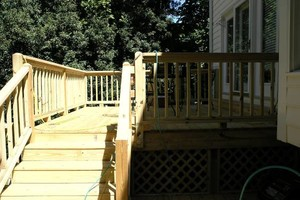 Photo #9: DECK SPECIALIST - your project for $30/hour
