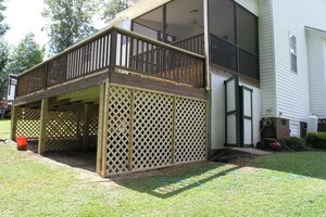 Photo #7: DECK SPECIALIST - your project for $30/hour
