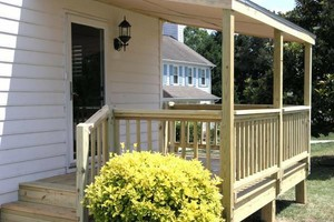 Photo #6: DECK SPECIALIST - your project for $30/hour