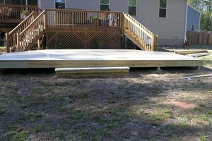 Photo #5: DECK SPECIALIST - your project for $30/hour