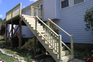 Photo #4: DECK SPECIALIST - your project for $30/hour