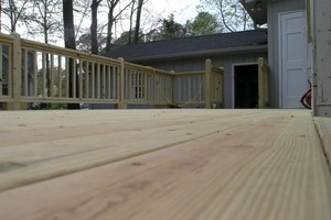 Photo #3: DECK SPECIALIST - your project for $30/hour