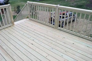 Photo #2: DECK SPECIALIST - your project for $30/hour