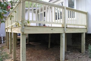 Photo #1: DECK SPECIALIST - your project for $30/hour