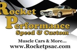 Photo #1: ROCKET PERFORMANCE SPEED & CUSTOM