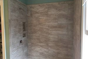 Photo #5: Tile (renovations and remodeling)