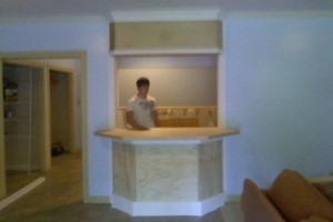 Photo #15: Highly Skilled Carpenter-anything wood. TRIM TIME, INC