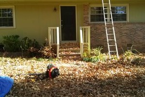 Photo #3: Gutter cleaning , Yard cleaning, Landscaping service....