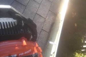 Photo #1: Gutter cleaning , Yard cleaning, Landscaping service....