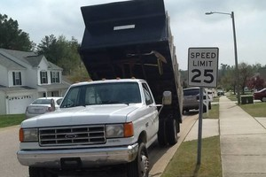 Photo #1: Removal Services With Dump truck