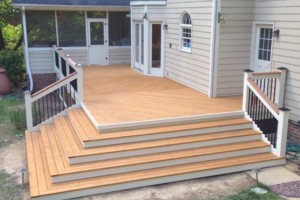 Photo #14: Triangle Deck Builders. DECKS & SCREEN PORCHES