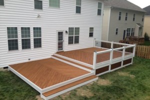 Photo #10: Triangle Deck Builders. DECKS & SCREEN PORCHES